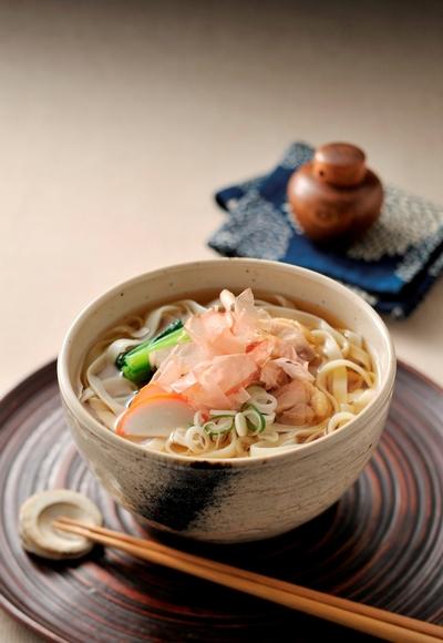 金トビ麺・つゆセット