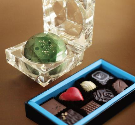誕生石ショコラ特別セット